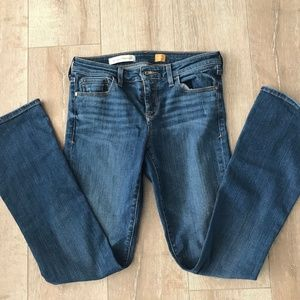 Anthropologie Pilcro Bootcut Stet Jeans 27